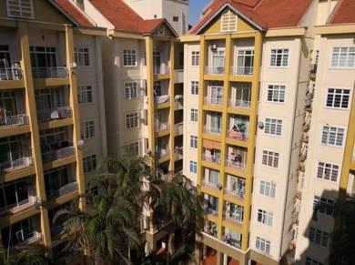 [Cheaper In Town] Bestari UV Apartment Bukit Beruang Mmu Ayer Keroh UG