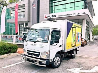 Mitsubishi Fuso Refrigerated 4800kg Hino Isuzu