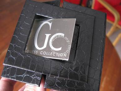 (B82) Pre Owned Watch Box For GC Watch