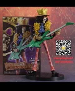 One piece soul king brook musician