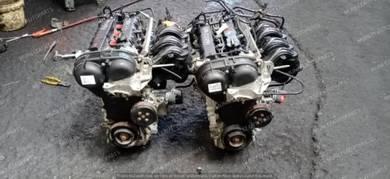 Engine Empty Ford Fiesta EM 1.6L 1600 TSJA