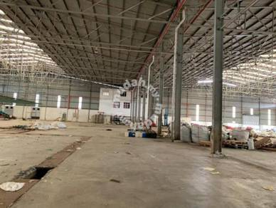 3.06ac Detached Factory, Kws. Perindustrian Bukit Rambai /