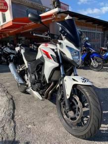 Honda cb500f cb500 cb 500 abs