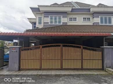 Taman Bunga Raya, Tapah Double Storey Terrace