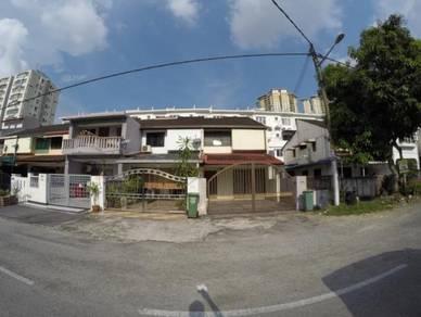 Nice 2 Sty House in Taman Sri Rampai, Setapak Wangsa Maju