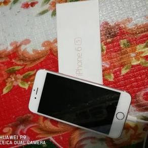 Iphone 6s 64gb swap or cash