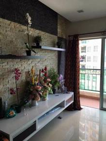 Kuchai Avenue Condominium ,Fully Renovated ,Fully Furnised ,High Floor