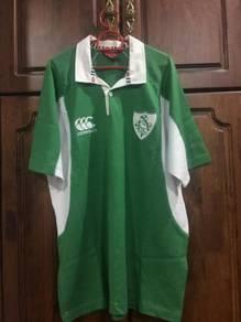 Canterbury ireland vintage rugby jersey
