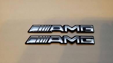 AMG Small Logo Emblem