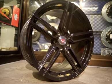 Vossen precision 19inc rim for vellfire alphard