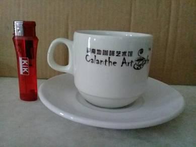 119 Cawan kopitiam Calanthe Art Cafe