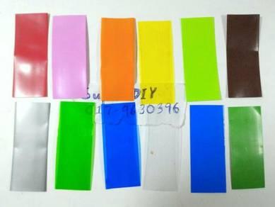 18650 Battery PVC Heat Shrink Tubing Sleeve Wrap