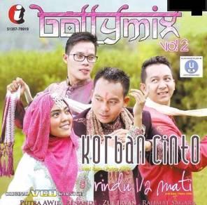 Bollymix Vol.2–Korban Cinto VCD Karaoke