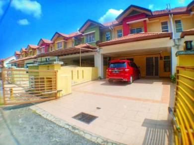 (Booking 2K Only) Teres 2 Tingkat, Park Residence Spring Hill Port Dic