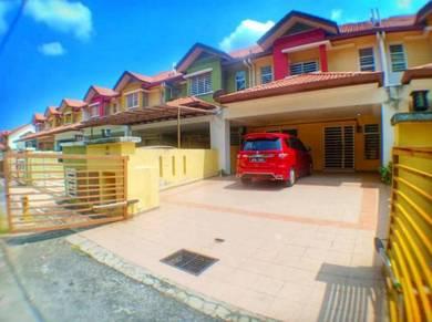 (Booking 1K) Teres 2 Tingkat, Park Residence Spring Hill Port Dickson