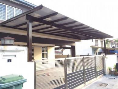Pergola, Awning, Gate, Grill & More