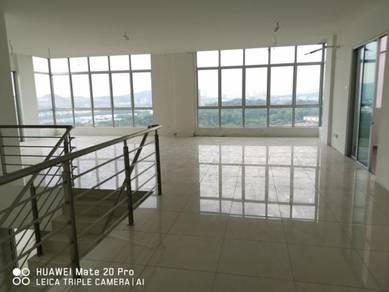 Duplex Penthouse 4147sf, Silk Residence, Cheras Selatan, Balakong, Sel
