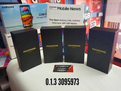Xiaomi - pocophone F1 - 128gb - New