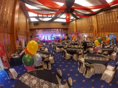 Birthday Boquet Balloon Deco 00585