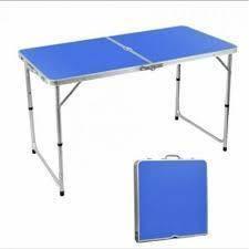 Picnic table 1 table 3 ketinggian