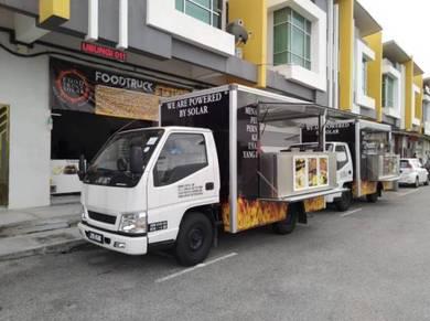 Foodtruck station & cafe