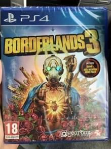 NEW AND SEALED Borderlands 3 PS4 Game