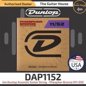 Jim Dunlop DAP1152 Acoustic Guitar String 11-52