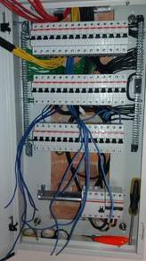 New switch board