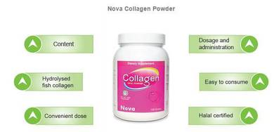 Collagen Powder for Skin Kulit(Cantik Ayu Pretty P