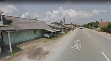 Tepi Jalan Utama [SHOPLOT] Dua Unit Bersebelah [40'x70'] K. Terengganu