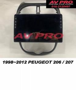 PEUGEOT 206/207 9
