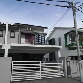 [Below Value]New House 2Sty Intermediate Corner at Jalan Kuala Kangsar