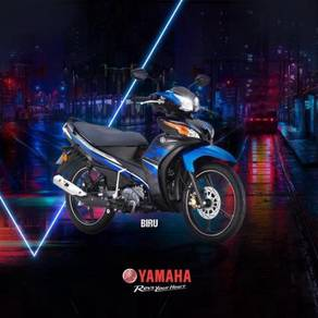 FREE GIVI BOX Yamaha lagenda 115z new version 2021