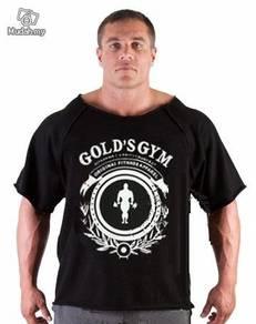 Gold Gym Loose Black