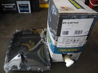 BMW e90 e60 e65 ATF oil package
