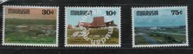 Mint Stamp Shah Alam Capital Malaysia 1978