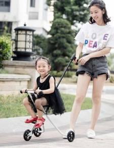 White stroller