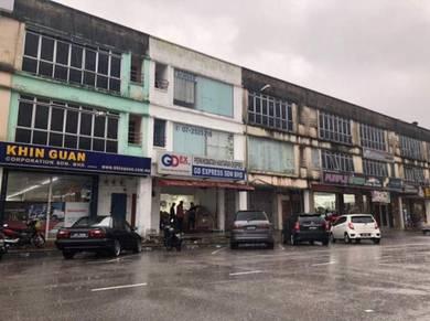 Bukit Dahlia 3 Storey Shoplot,5% Return,Near Pasir Gudang, Taman Mawar