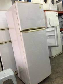 National 2 door Fridge Peti Sejuk Ais Refrigerator