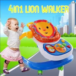 New 4 in 1 lion walker 544