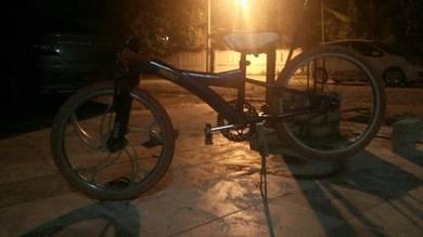 Basikal sprint test