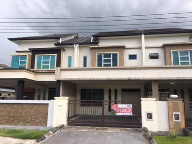 Double Storey Inter Terrace at Lotak Villa, Jln Stephen Yong