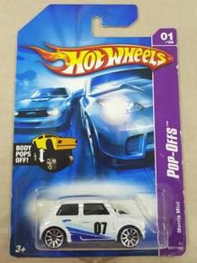 Hot Wheels Morris Mini 2007 Pop Off Series