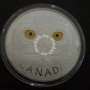 2014 Canada 250 Dollar Silver Coin