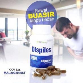DISPILES Rawat buasir tanpa bedah (Labuan)