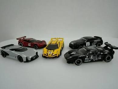 Hotwheels Grand Turismo lot loose