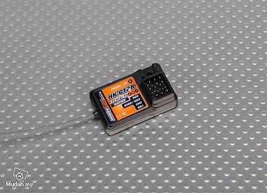 Hobby King GT-2 2.4Ghz Receiver 3Ch