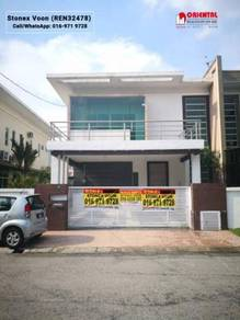 Double Storey Semi Detached House For Sale at Tasek Square, Ipoh