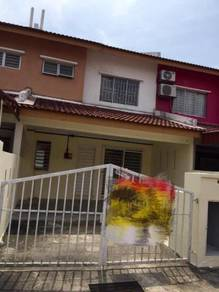 Double Storey House at Bandar Saujana Putra