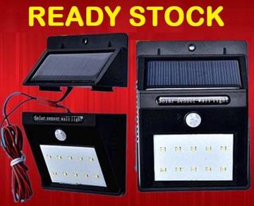 READY STOCK LED Split Solar Light Sensor Lamp 🔥
